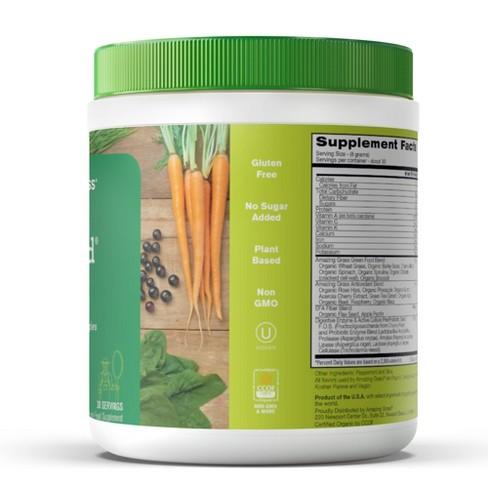 green superfood smoothie juice-blend